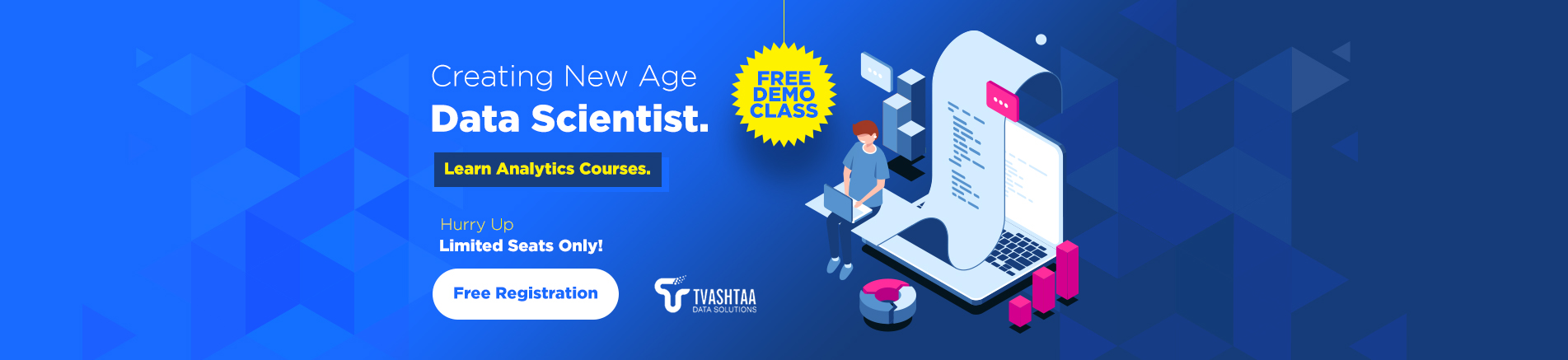 Data scientist Training Program, Tvashtaa