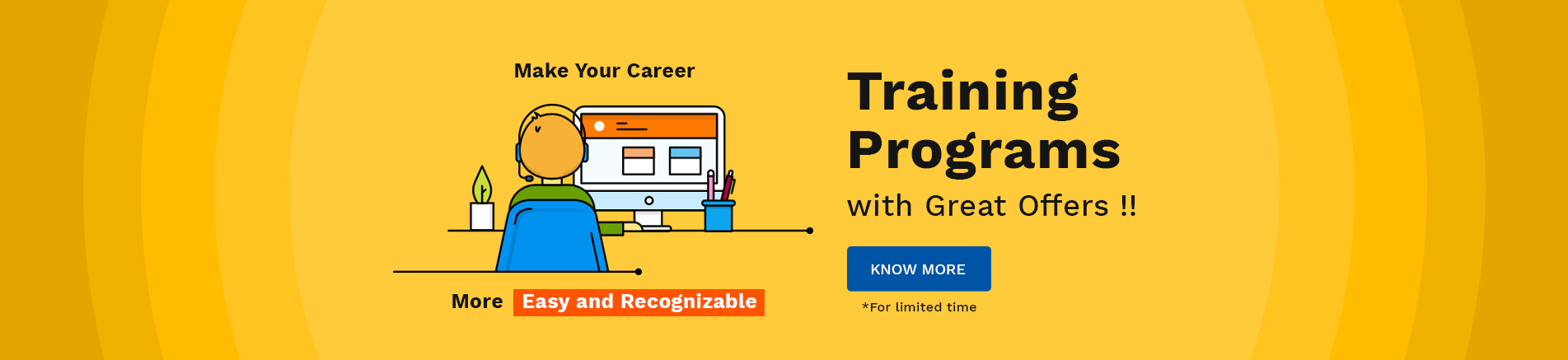 Training Programs with Great Offers