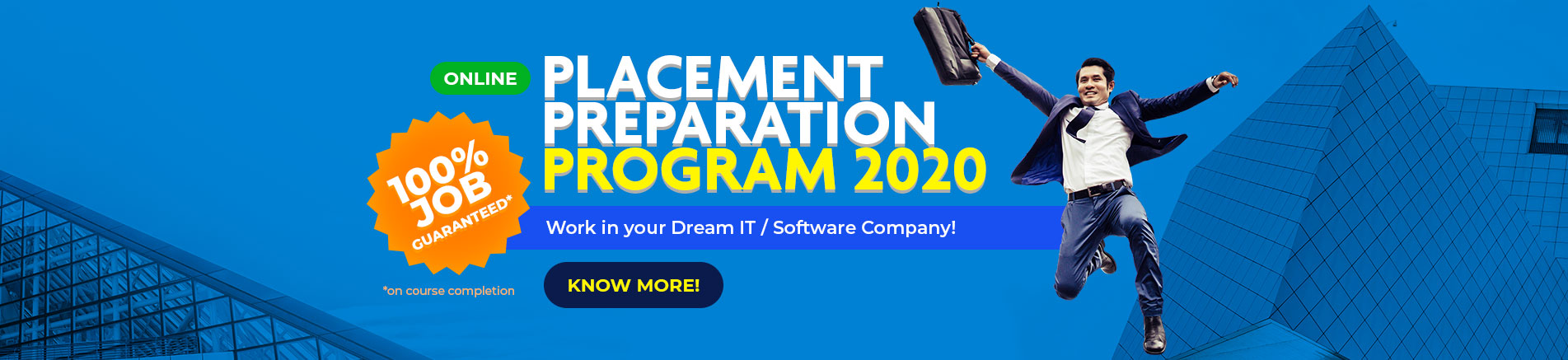 Online Placement Program 2020