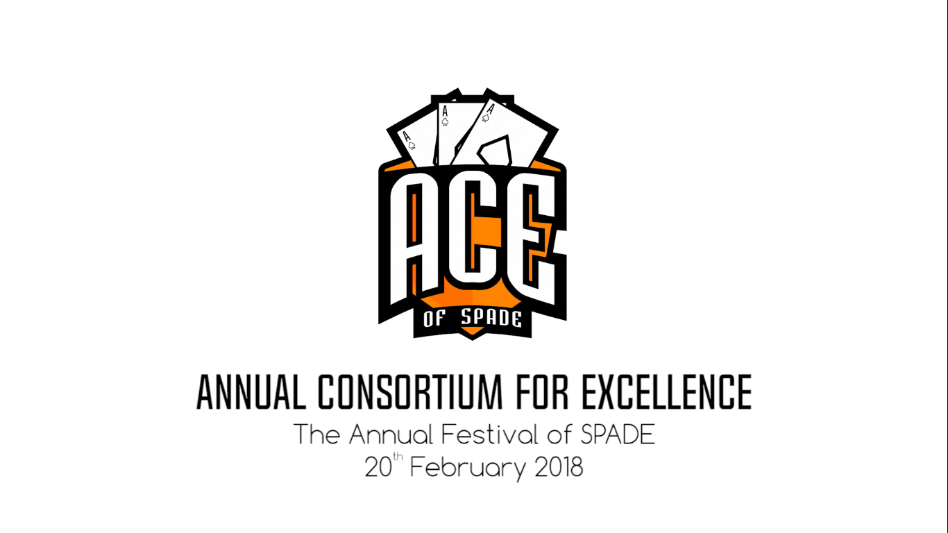 ACE of Spade (Annual Consortium for Excellence)