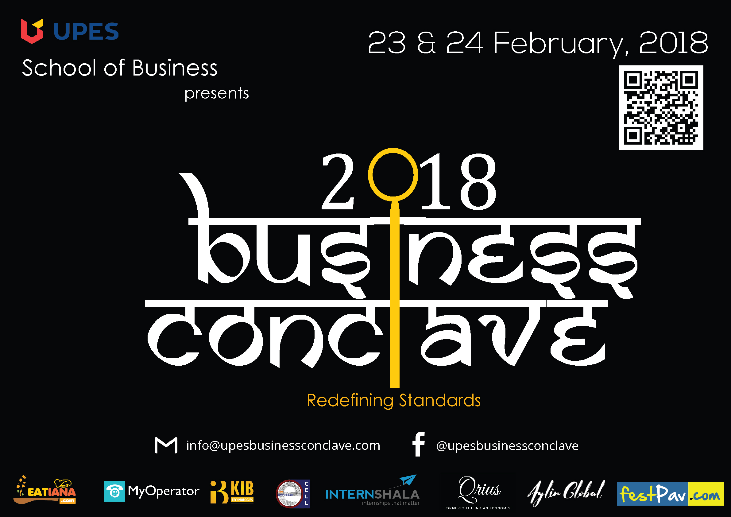 UPES Business Conclave