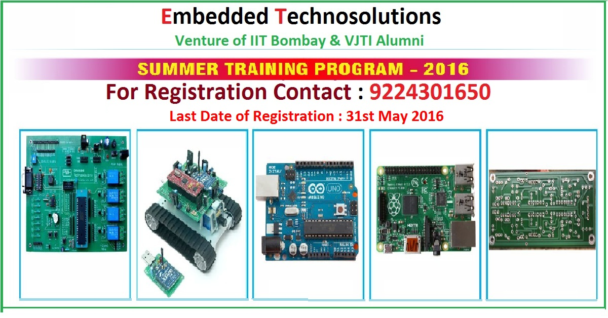 Embedded Technosolutions